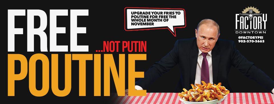 Free Poutine (Dan G)