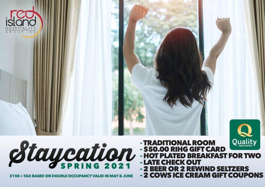 QInn Staycation Spring 2021